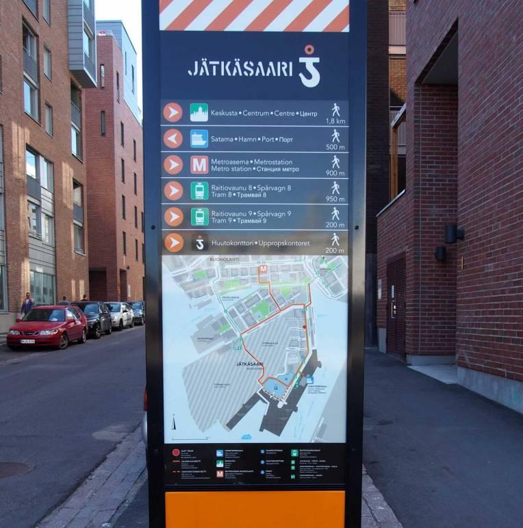 Jätkäsaari Taidematkustaja