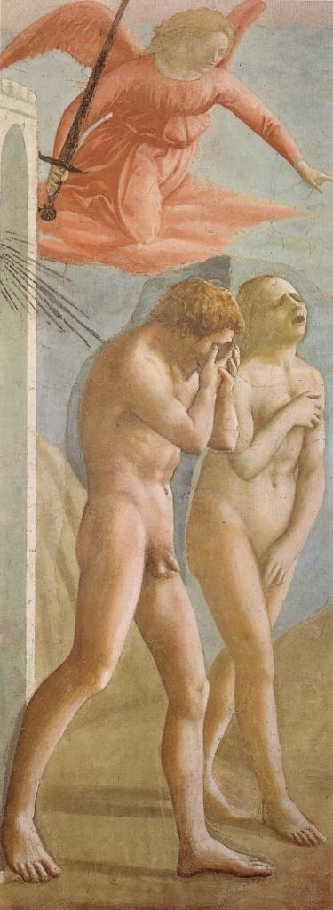 Cappella_brancacci,_Cacciata_di_Adamo_ed_Eva_(restaurato),_Masaccio